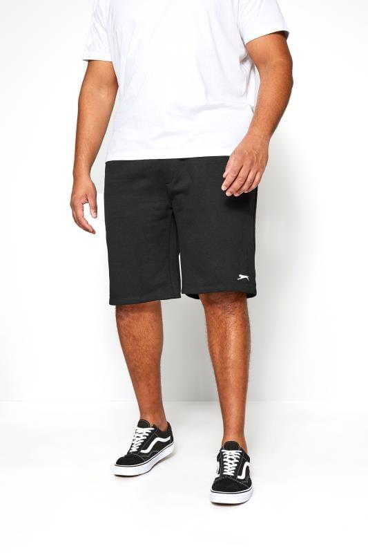 Jogger Shorts SLAZENGER Black Jogger Shorts 201650