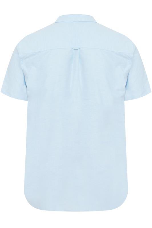 BadRhino Blue Oxford Shirt
