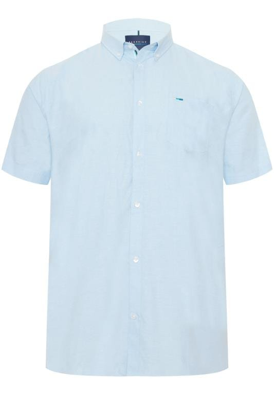 Smart Shirts BadRhino Blue Oxford Shirt 201995