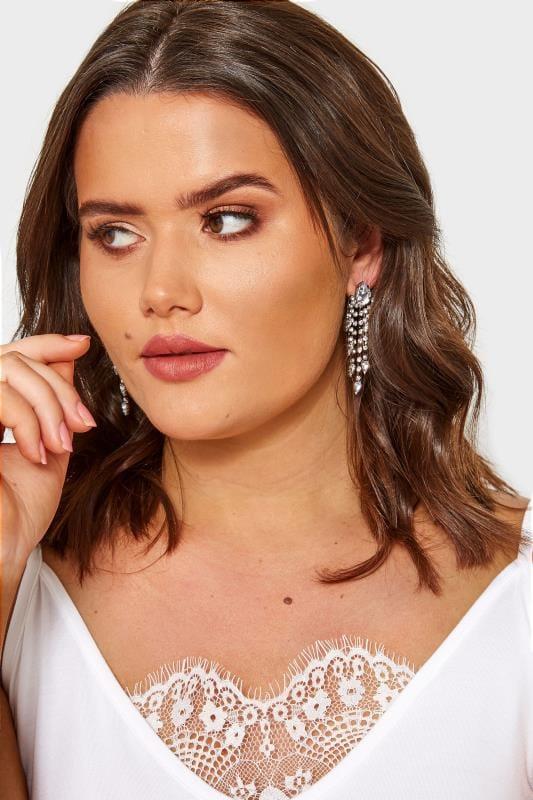 Silver Beaded Tassel Earrings_d28c.jpg