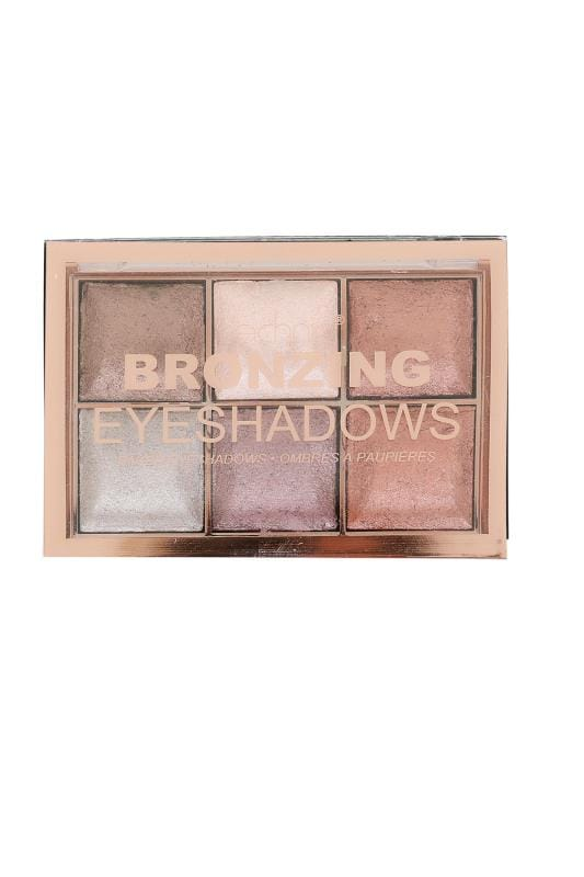 Plus Size Make-Up Technic Bronzing Baked Eyeshadows - 6 Shades