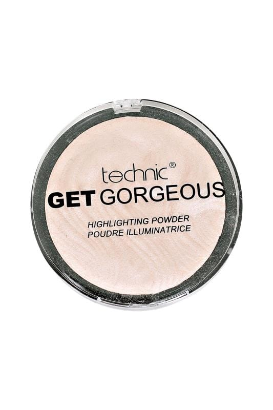 Plus Size Beauty Technic Nude Get Gorgeous Highlighting Powder
