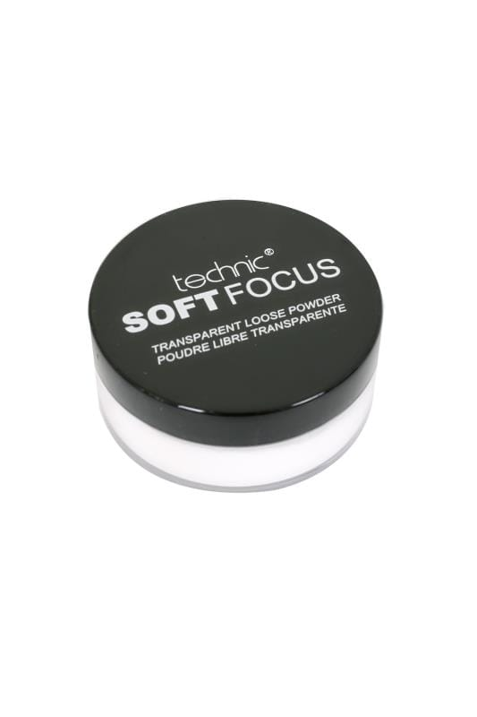 Plus Size Gifts Technic Soft Focus Transparent Loose Powder