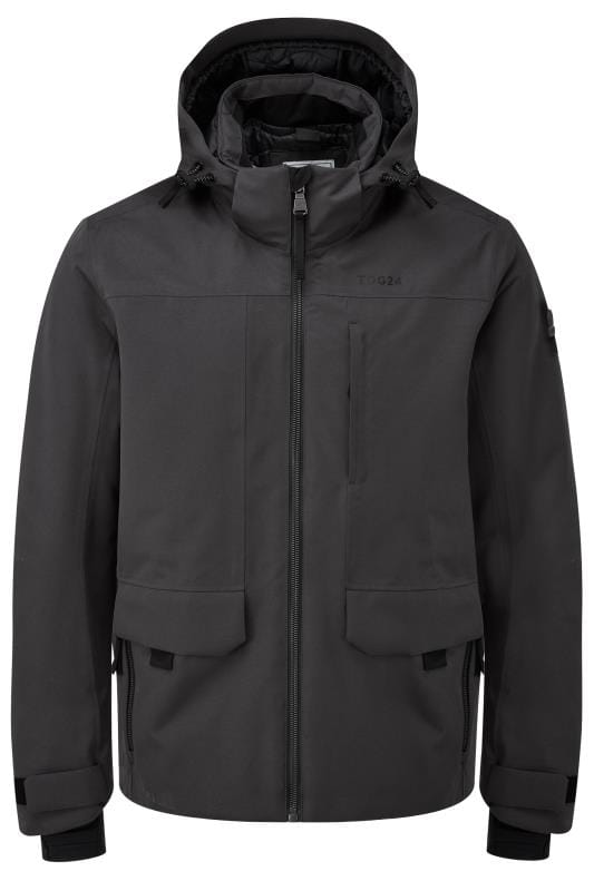 Jackets TOG24 Grey Ski Jacket 202563