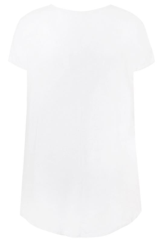 White 'Be Kind' T-Shirt