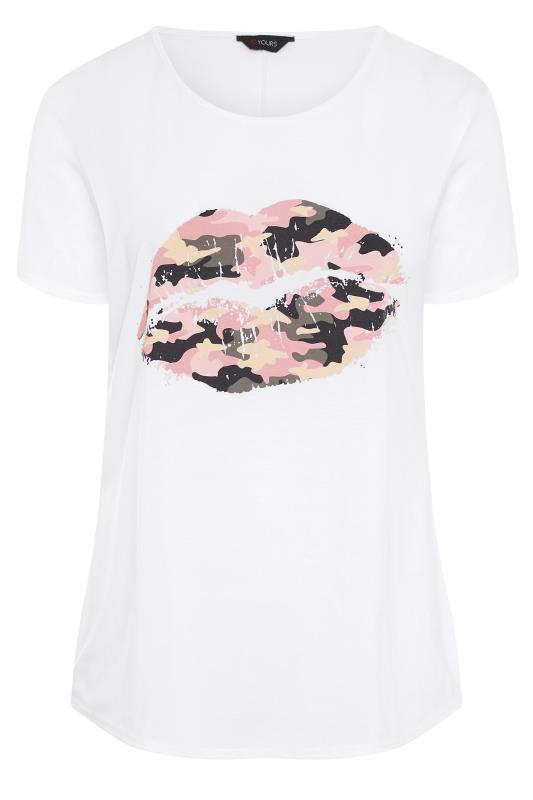 White Camo Lips Boyfriend T-Shirt_6166.jpg