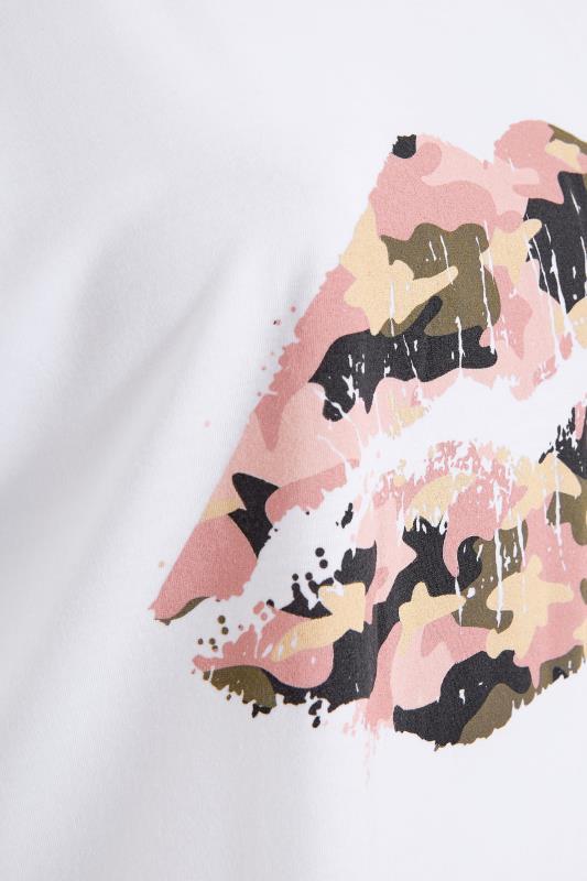 White Camo Lips Boyfriend T-Shirt_ca68.jpg
