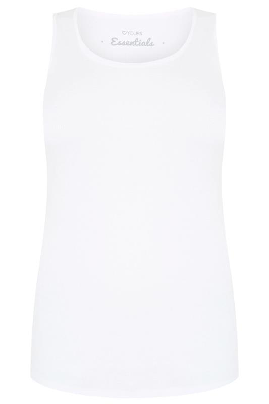 White Vest Top