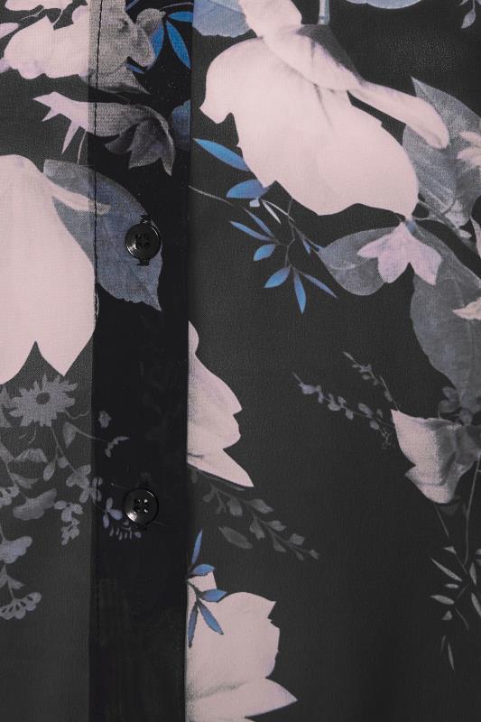 YOURS LONDON Black Floral Chiffon Blouse_2b77.jpg