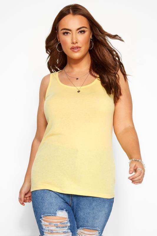 Yellow Vest Top