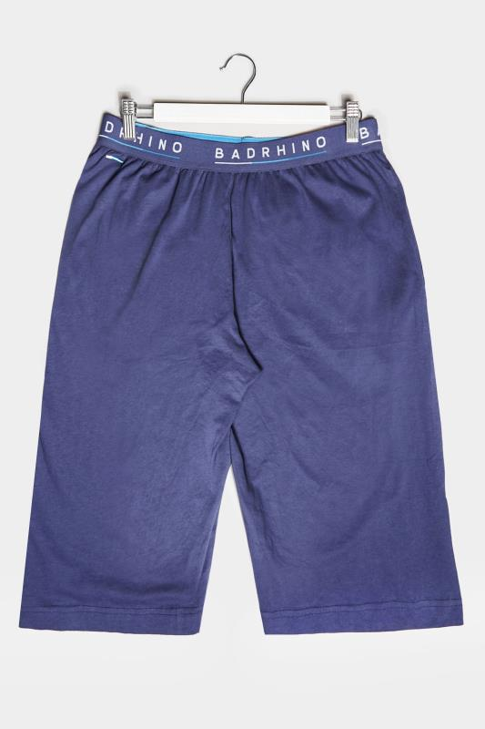 BadRhino Navy Essential Lounge Shorts