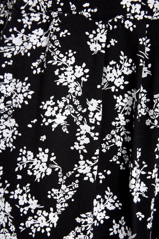 Black Blossom Double Pleat Jersey Joggers_S.jpg