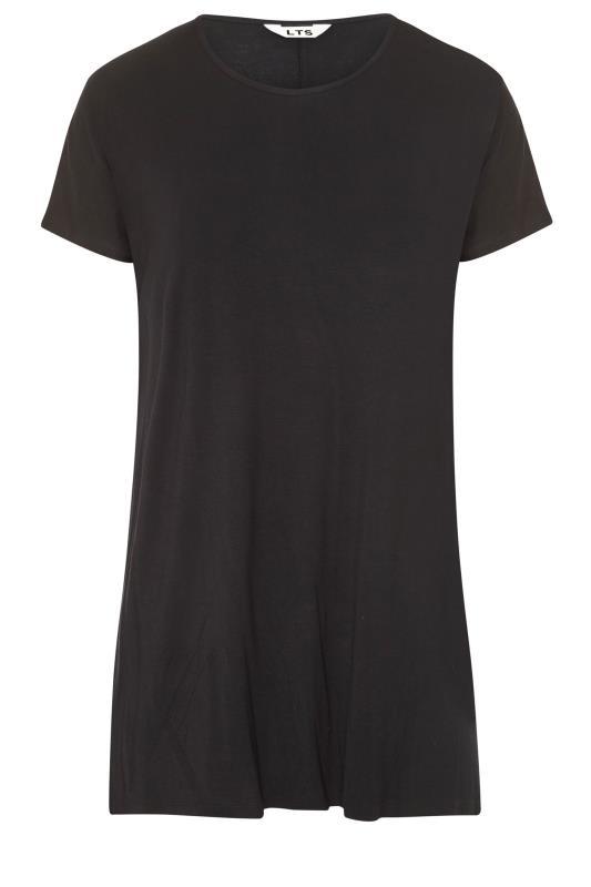 LTS Black Soft Touch T-Shirt_f.jpg