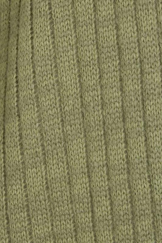 LTS Khaki Knitted Cardigan_S.jpg