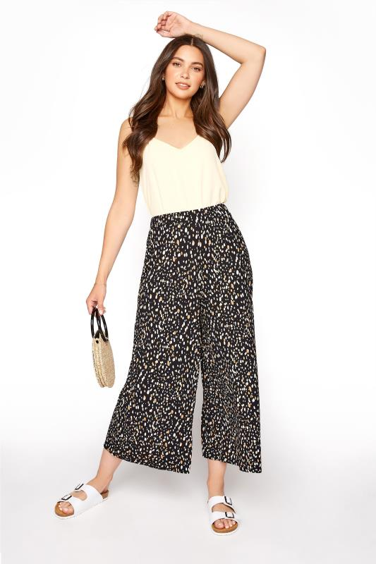 LTS Black Abstract Spot Cropped Trousers_A.jpg