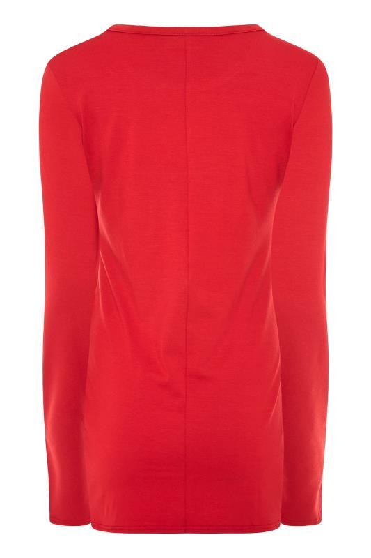 LTS Red Long Sleeve T-Shirt_BK.jpg