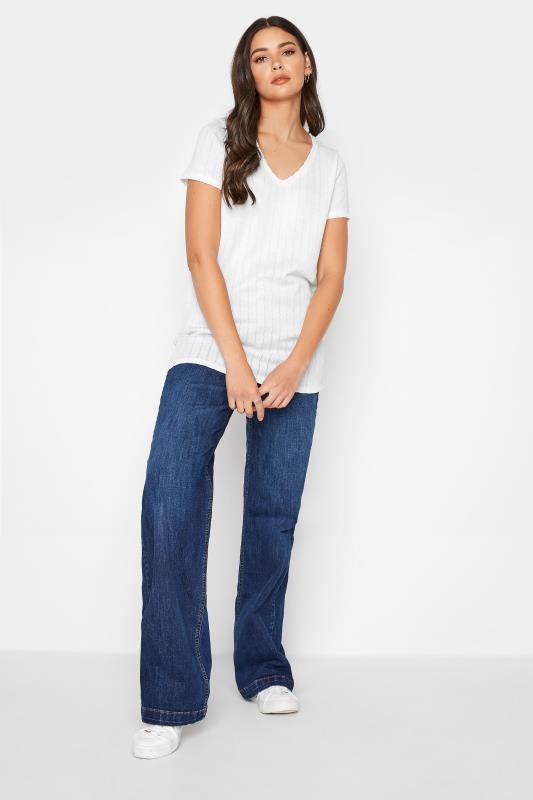 LTS White V-Neck T-Shirt_B.jpg