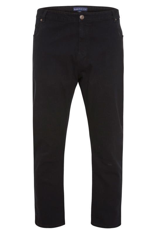 Men's  BadRhino Black Stretch Jeans