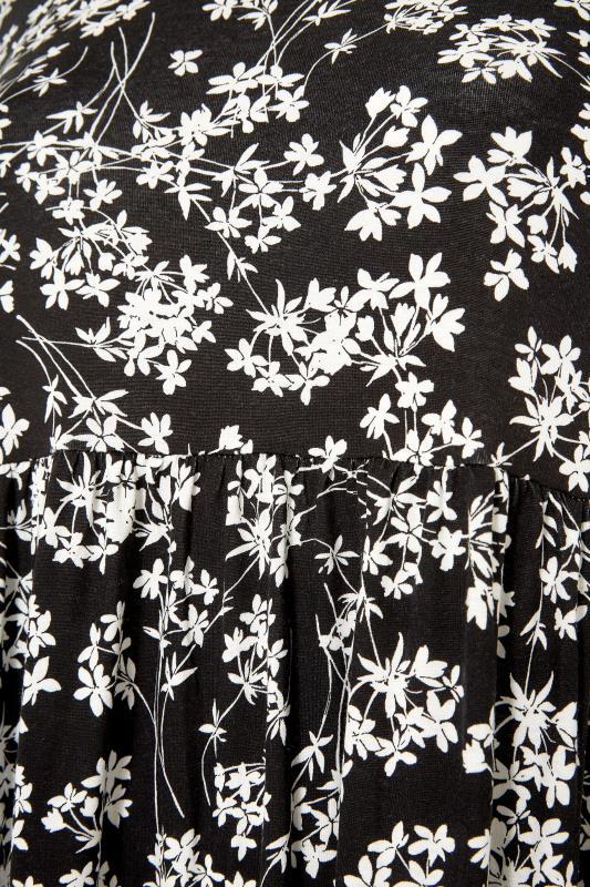 Black Floral Pocket Midaxi Dress_S.jpg