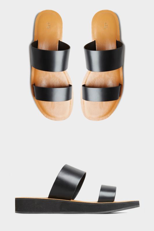 LTS Black Two Strap Flat Sandals_split.jpg