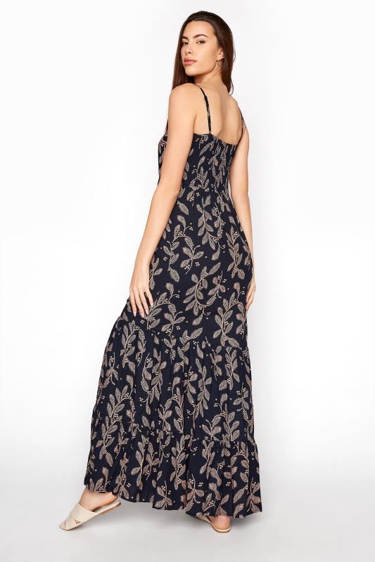 LTS Navy Lace Trim Cami Top Dress_C.jpg