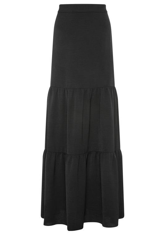LTS Black Tiered Maxi Skirt_F.jpg