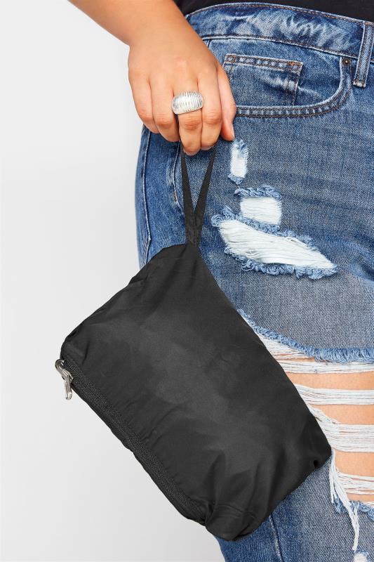 Black Pocket Parka With Contrast Drawstrings_F.jpg