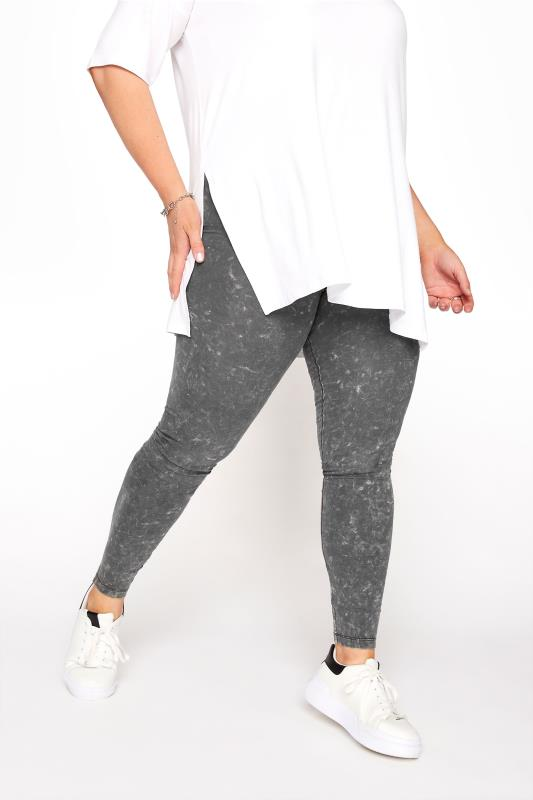 Grey Acid Wash Cotton Leggings_B.jpg