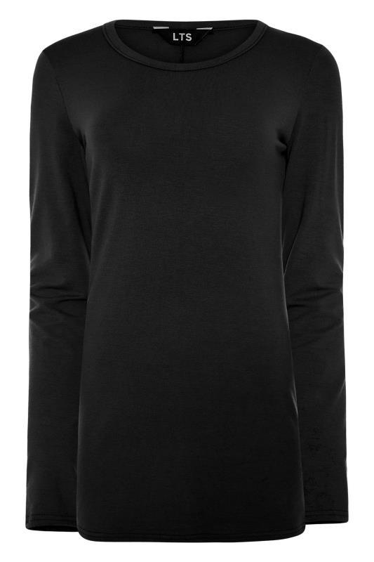 LTS Black Long Sleeve T-Shirt_F.jpg