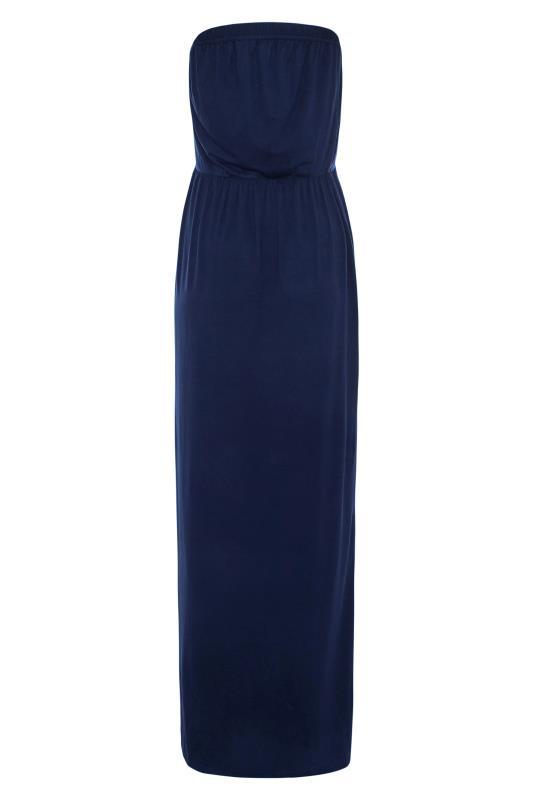 LTS Navy Strapless Maxi Dress_BK.jpg