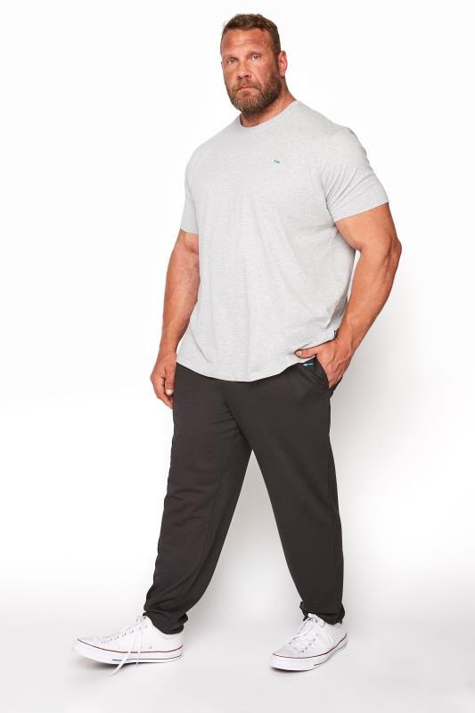 Men's  BadRhino Black Essential Joggers