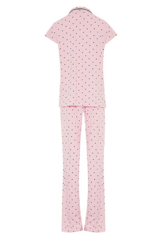 LTS Pink Polka Dot Pyjama Set_BK.jpg