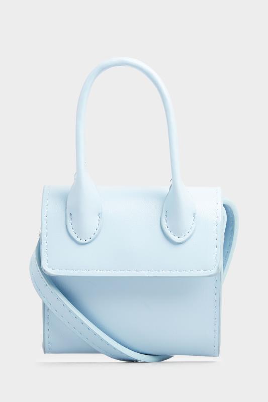 Hell Blaue Mini Cross Body Tasche