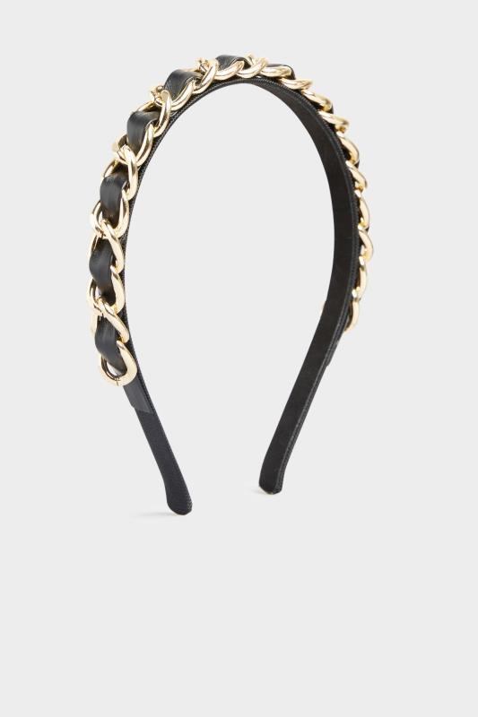 Black Chunky Chain Headband_F.jpg