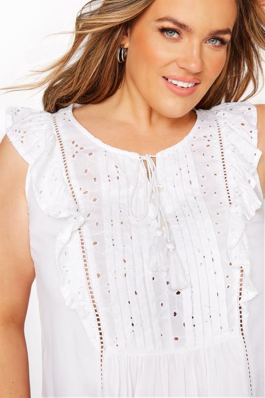 White Broderie Anglaise Frill Top_D.jpg