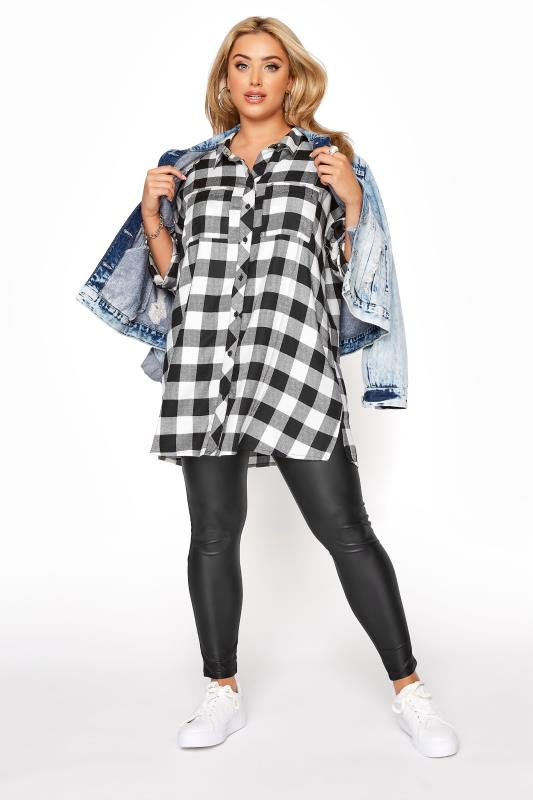 Black Check Oversized Shirt_B.jpg