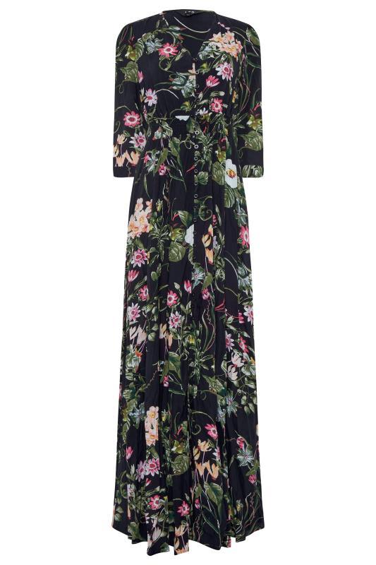 LTS Black Floral Maxi Dress_F.jpg