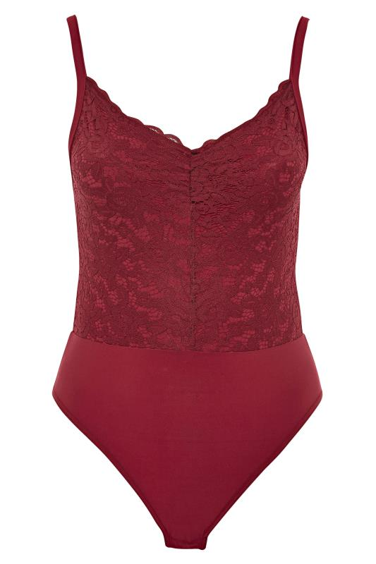 LIMITED COLLECTION Red Lace Bodysuit_F.jpg