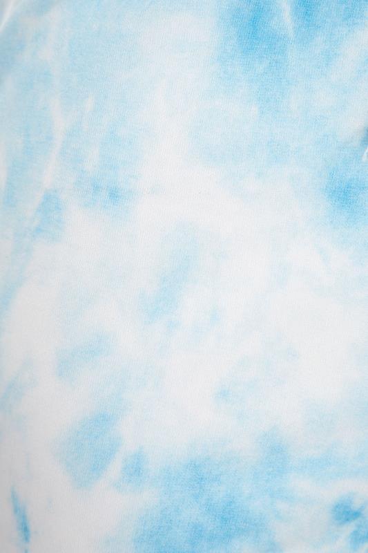 Blue Tie Dye Sweat Shorts_s.jpg