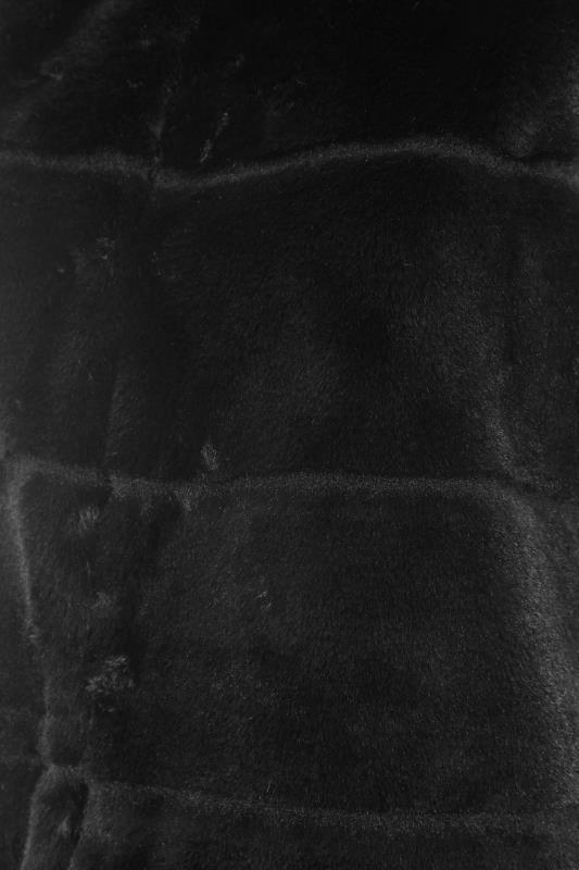 Black Pelted Faux Fur Gilet_S.jpg