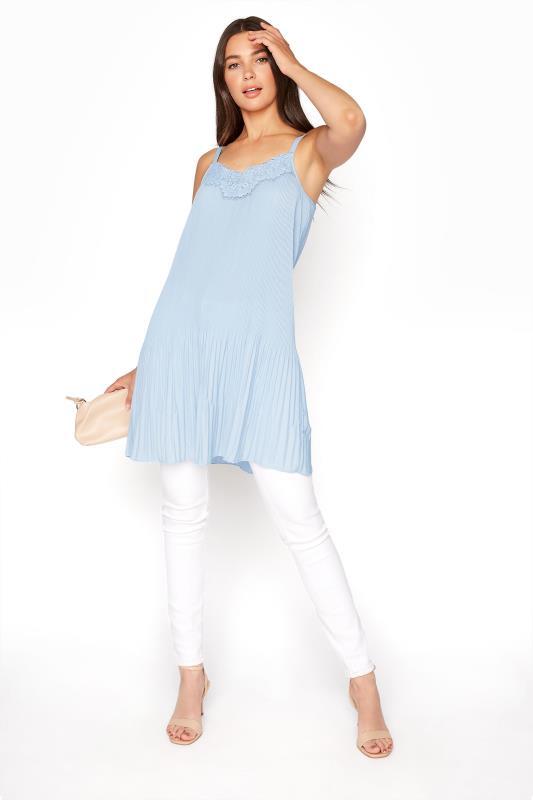 LTS Pale Blue Pleat Lace Cami_B.jpg