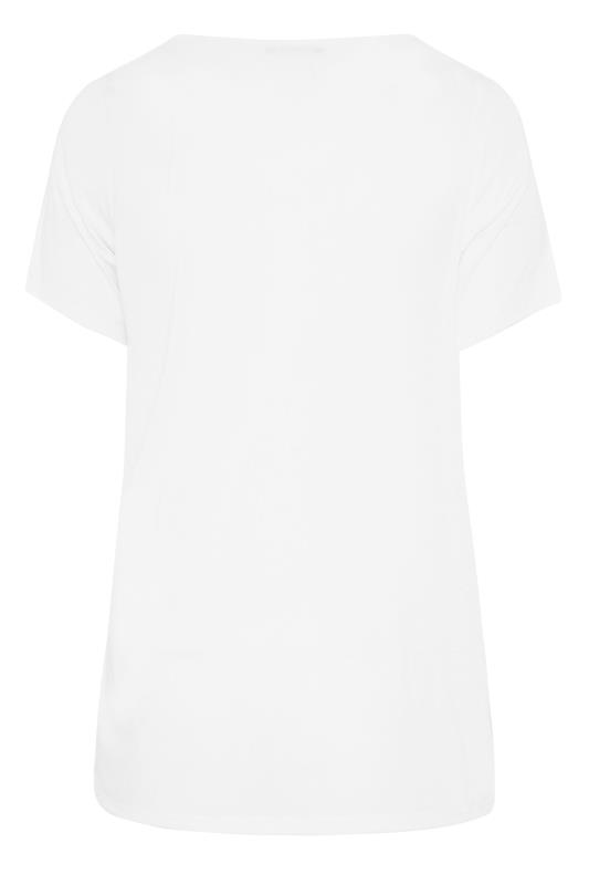 LTS White Laser Cut 'Wild Flower' T-Shirt_BK.jpg