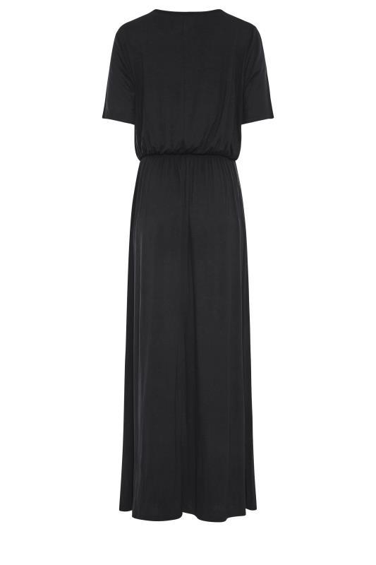 LTS Black Pocket Midaxi Dress_BK.jpg