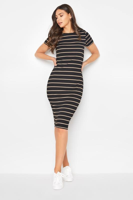 LTS Black Stripe Ribbed Dress_A.jpg