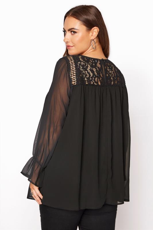YOURS LONDON Black Lace Blouse_C.jpg