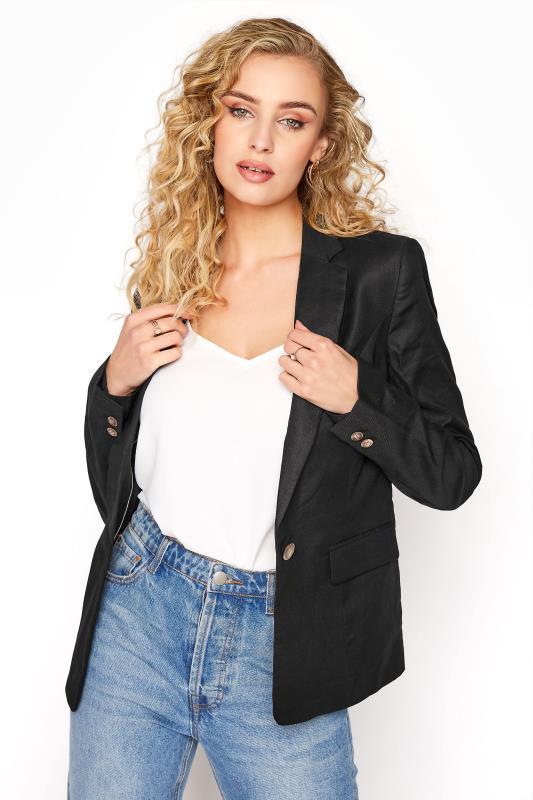 Black Natural Blend Stretch Suit Jacket_A.jpg
