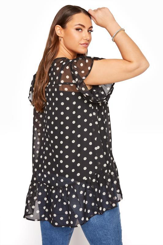 Black Polka Dot Frill Hem Tunic_C.jpg