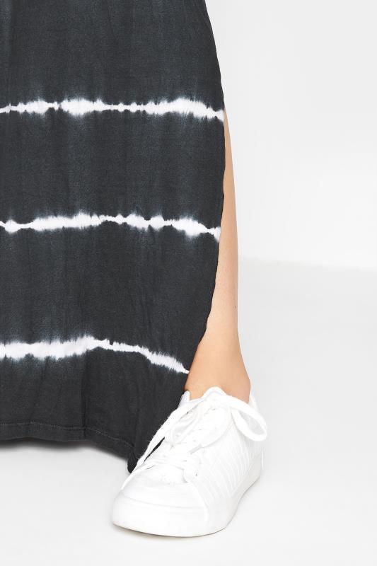 LTS Black Tie Dye Side Splits Maxi Dress_D.jpg
