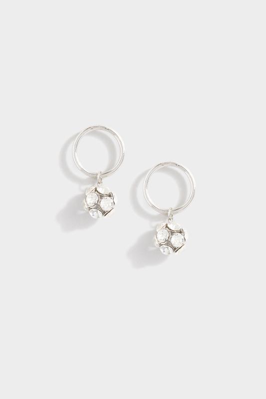 Silver Diamante Ball Hoop Earrings_153783.jpg