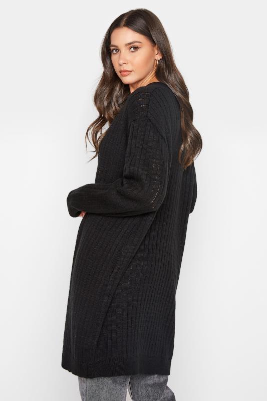 LTS Black Knitted Cardigan_C.jpg